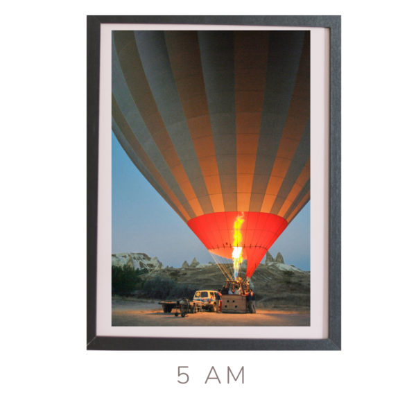 Wall Art print - Beautiful Ballons in Capadoccia - Bahia Brasil - By Bruna Balodis Photography