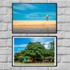 Wall Art print - Walking local in Bahia Brasil - Bahia Brasil - By Bruna Balodis Photography