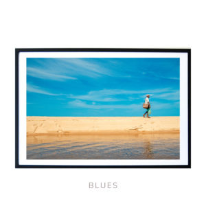 Wall Art print - Walking local in Bahia Brasil - Bahia Brasil - By Bruna Balodis Photography