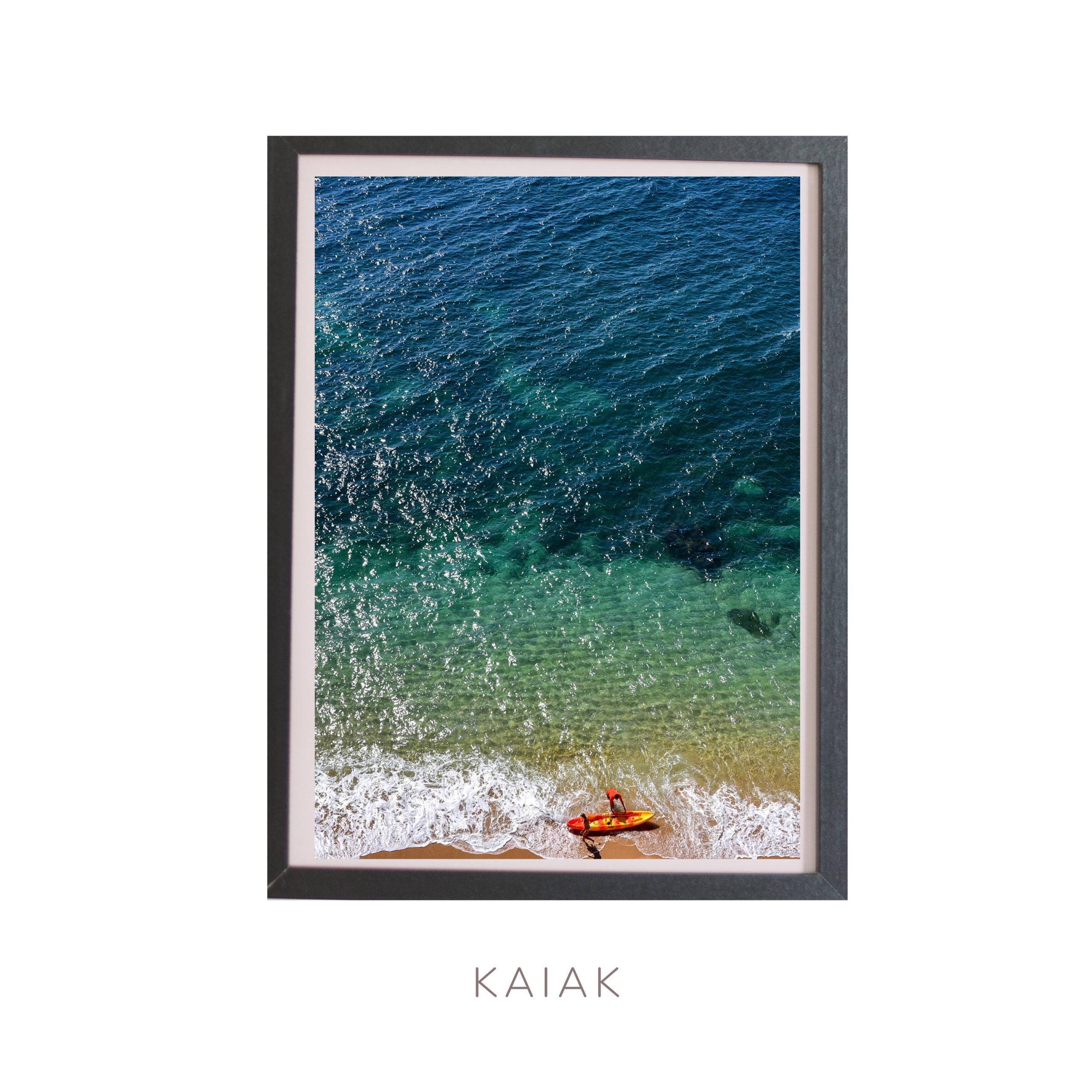 Algarve Beach and Kaika from the top Fine art Wall art